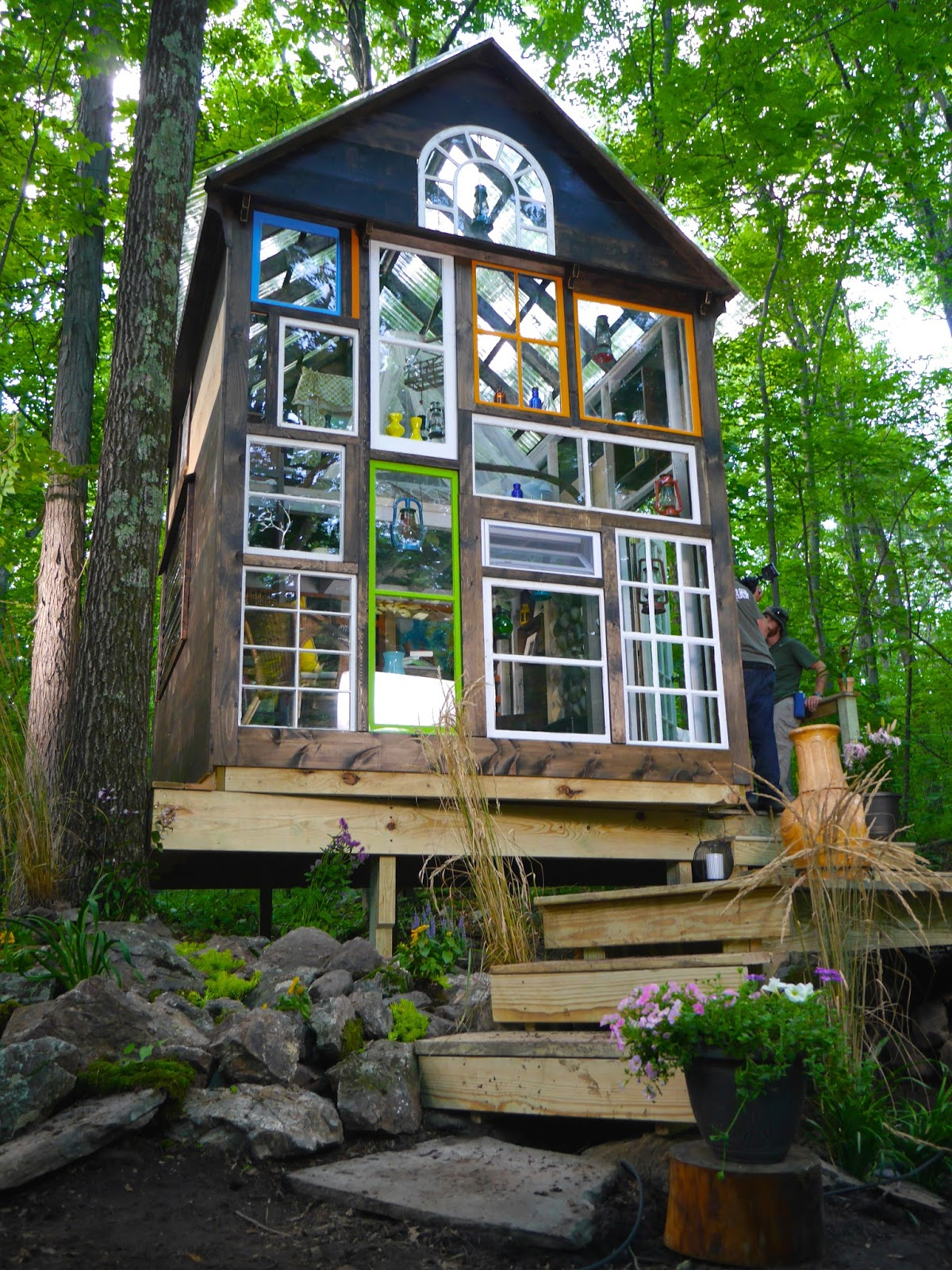 hgtv tree house book new