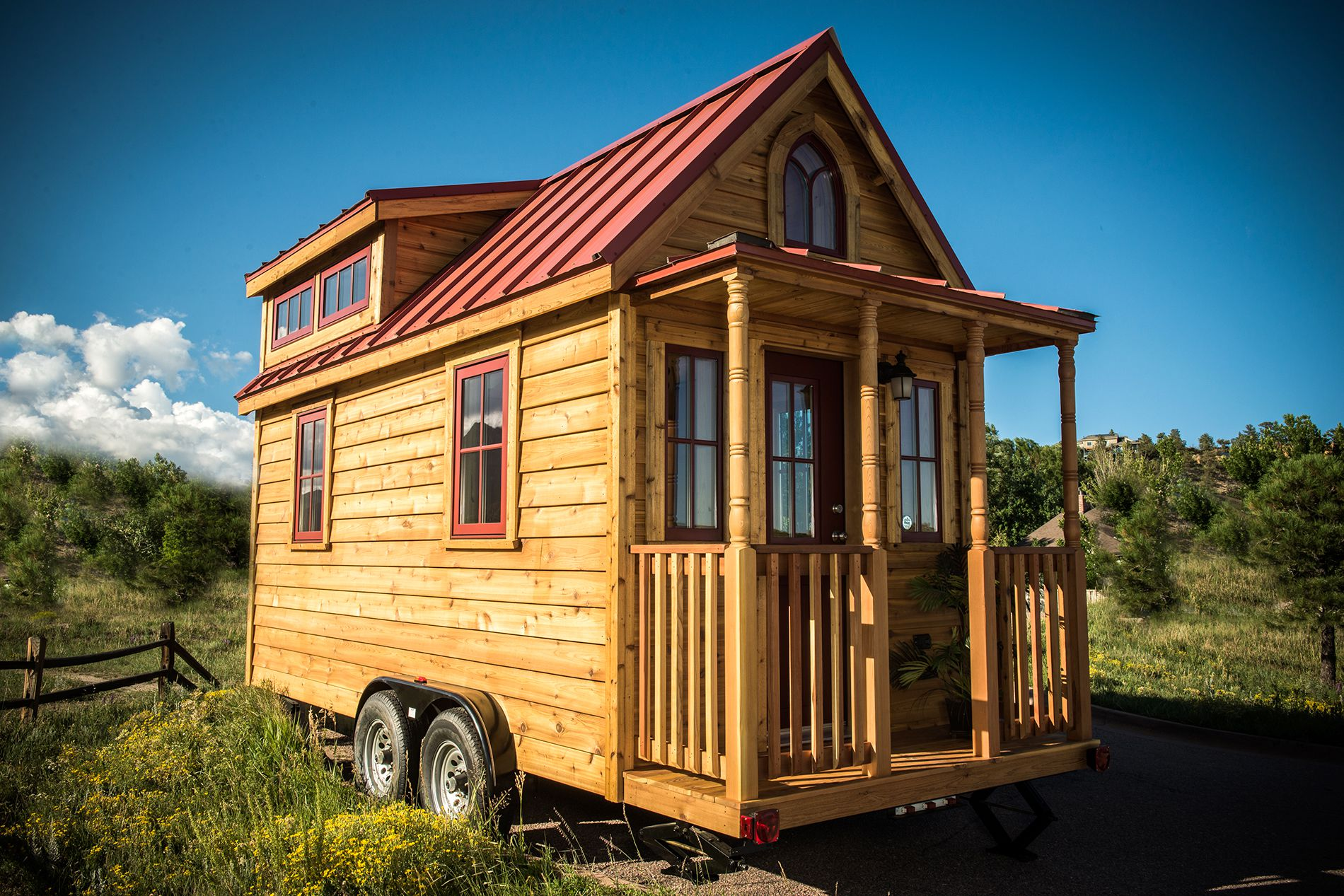 Mt Hood Tiny House Village Tiny House Living