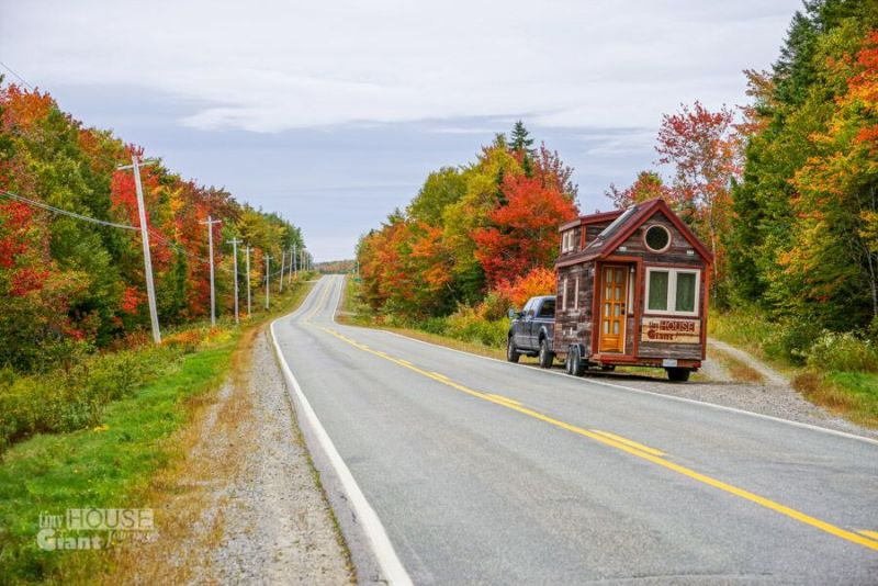 What size truck do I need to pull a Tiny House?
