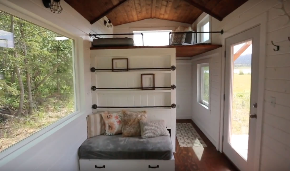 Free Tiny House Plans Ana Whites Tiny House Tiny House Living