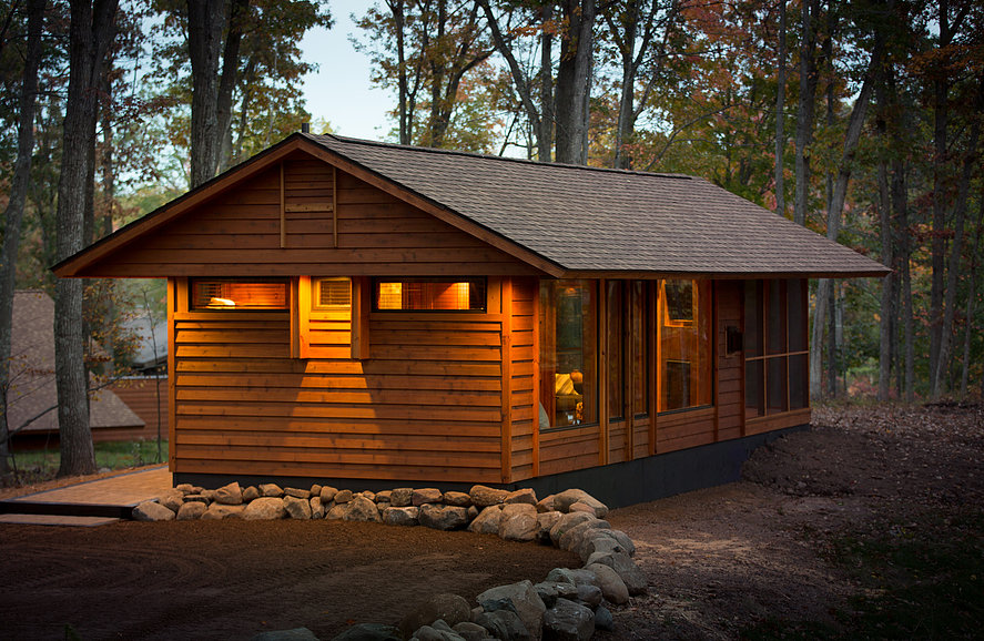 Escape home test stay vacations - Small houses wheels home getaway ...
