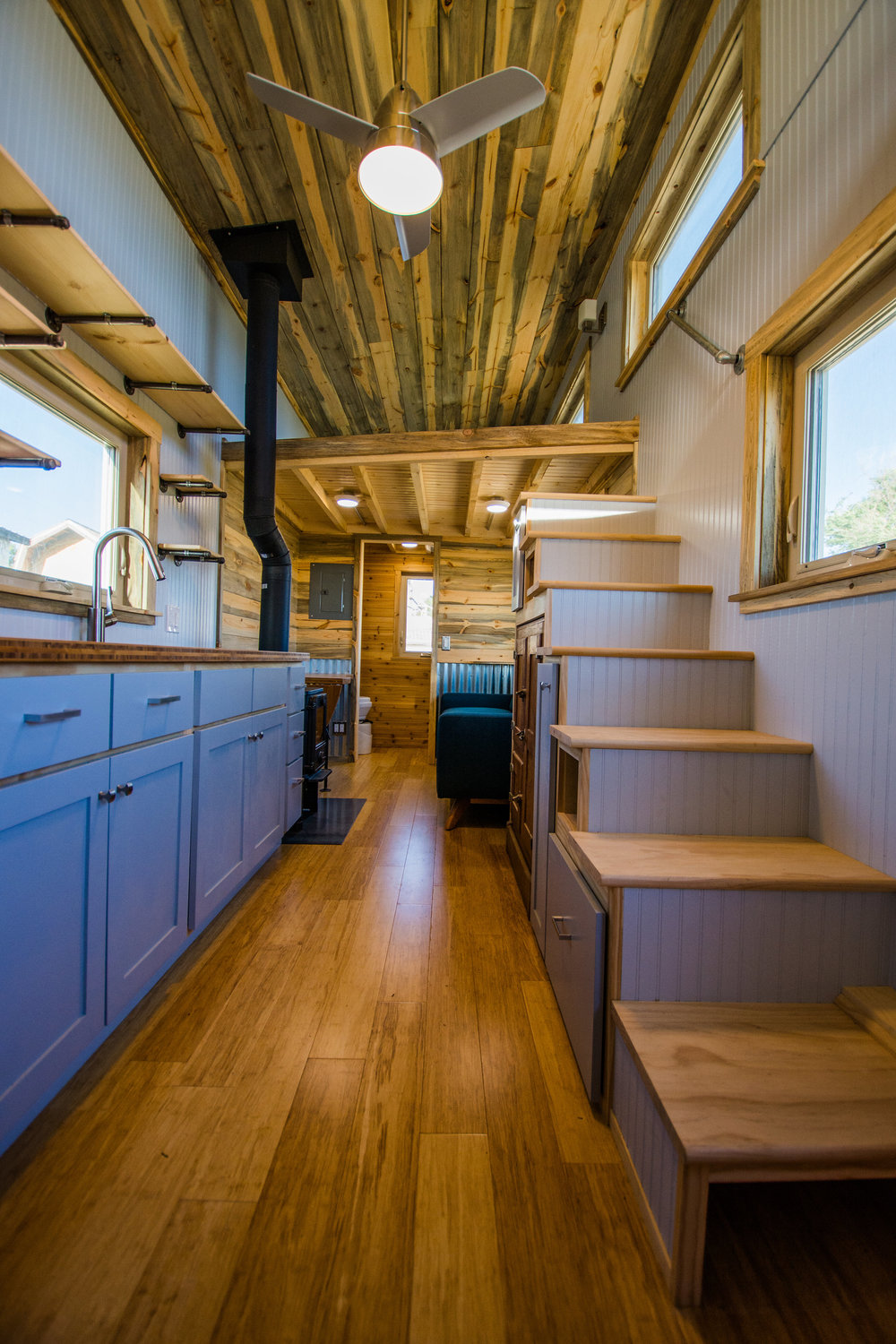Dennis Tiny House On Wheels Tiny House Living