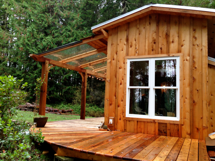 Keva Tiny House Exterior