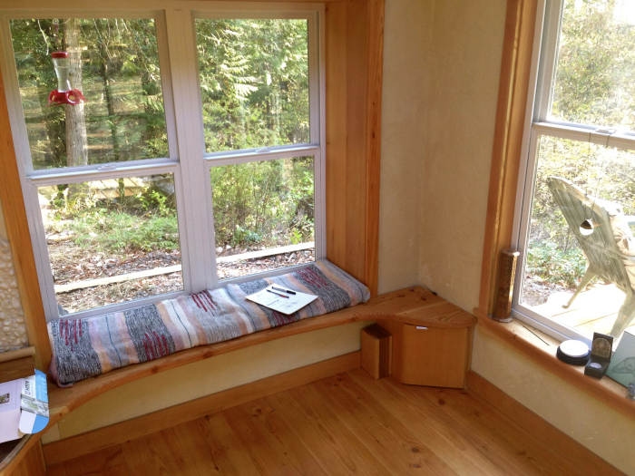 Keva Tiny House Living Room