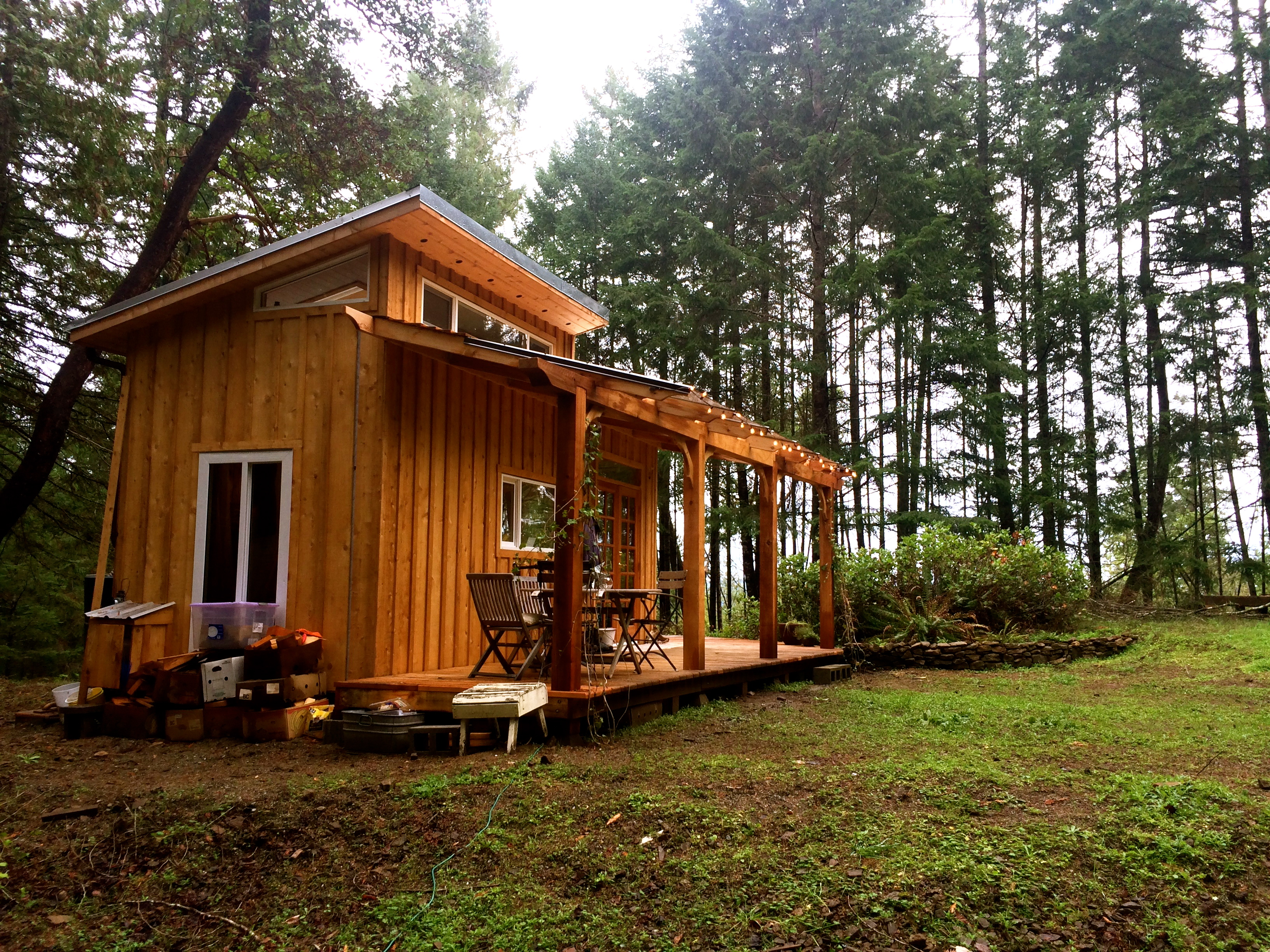 Keva tiny house for Building a little house