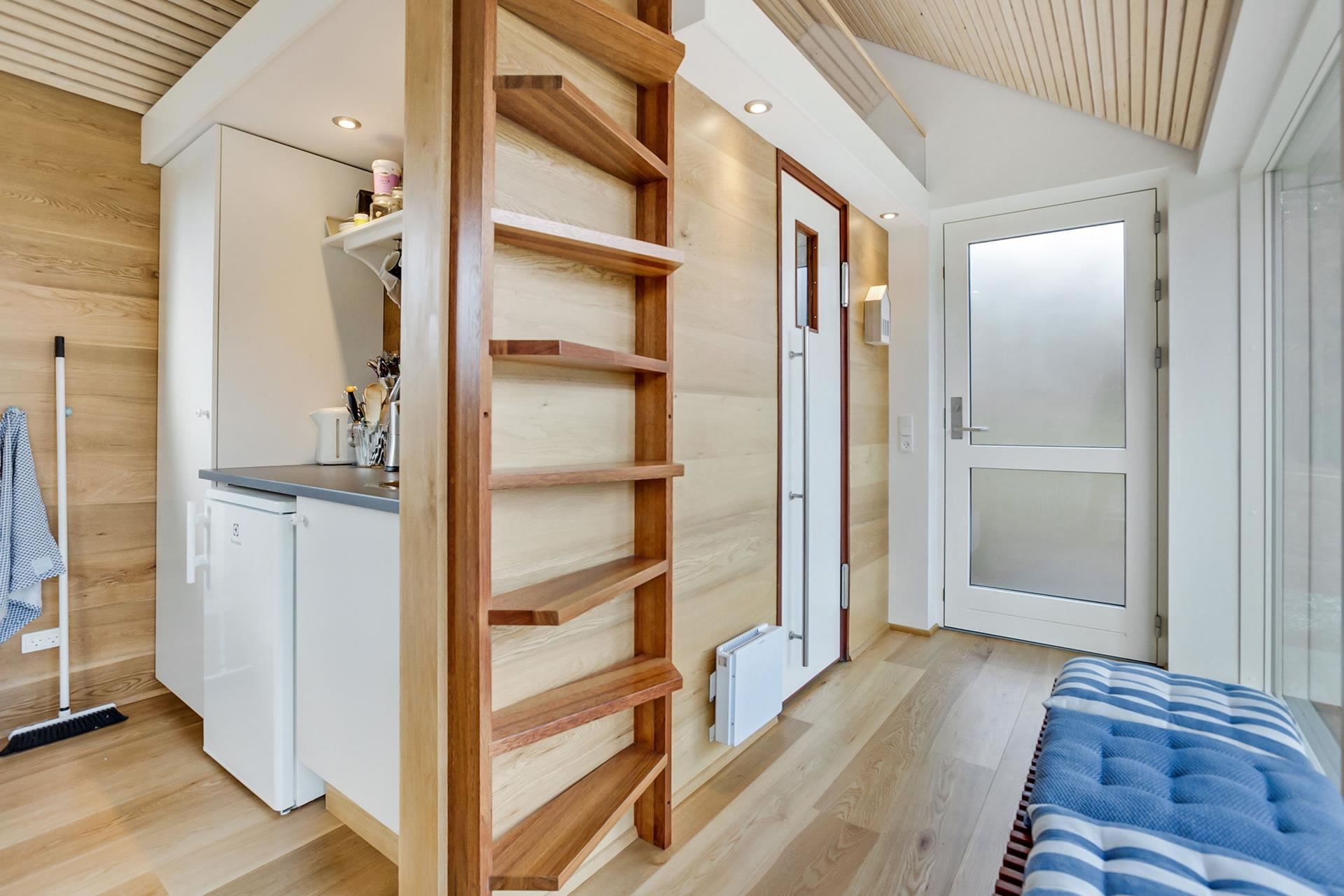 Modern Scandinavian Tiny House by Simon Steffensen Tiny House Living
