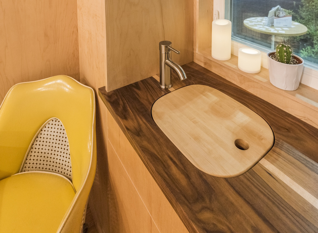 Sol Pod Sink Cover