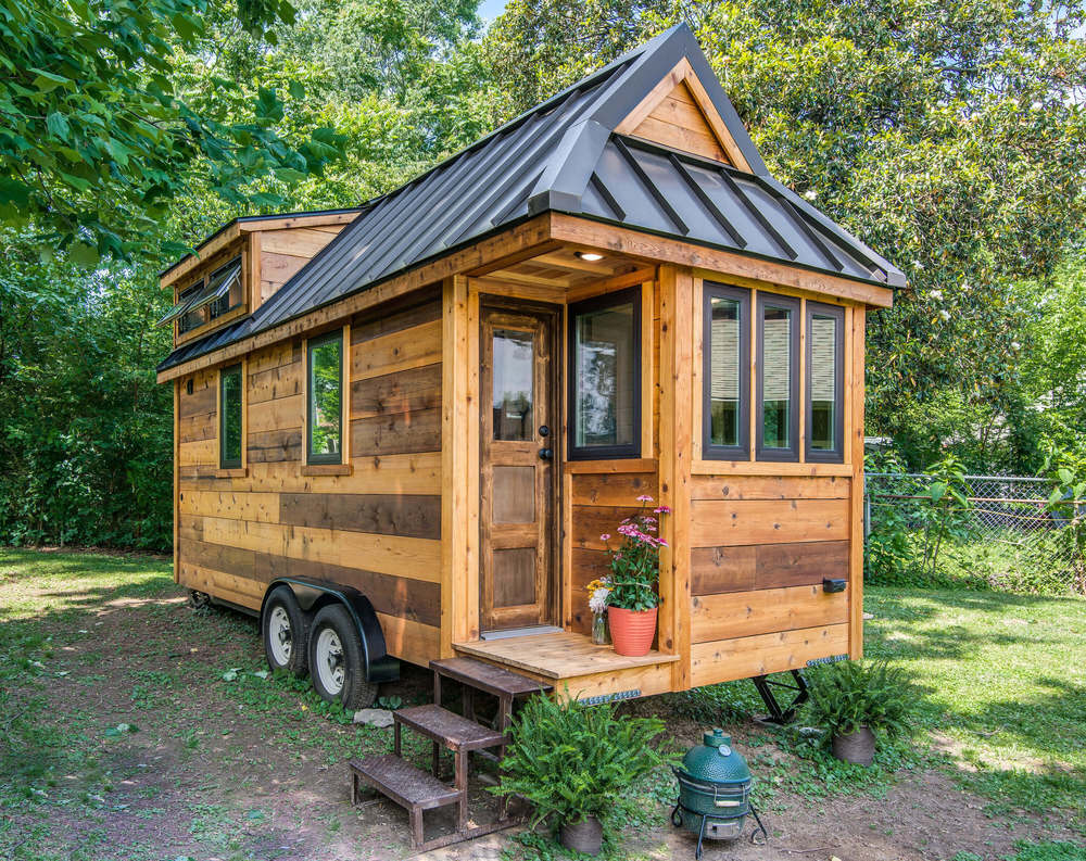 Cedar Mountain by New Frontier Tiny Homes