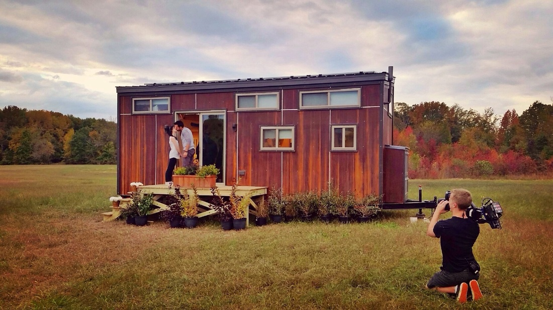 Tiny Home Designs: Z Huis By Wishbone Tiny Homes