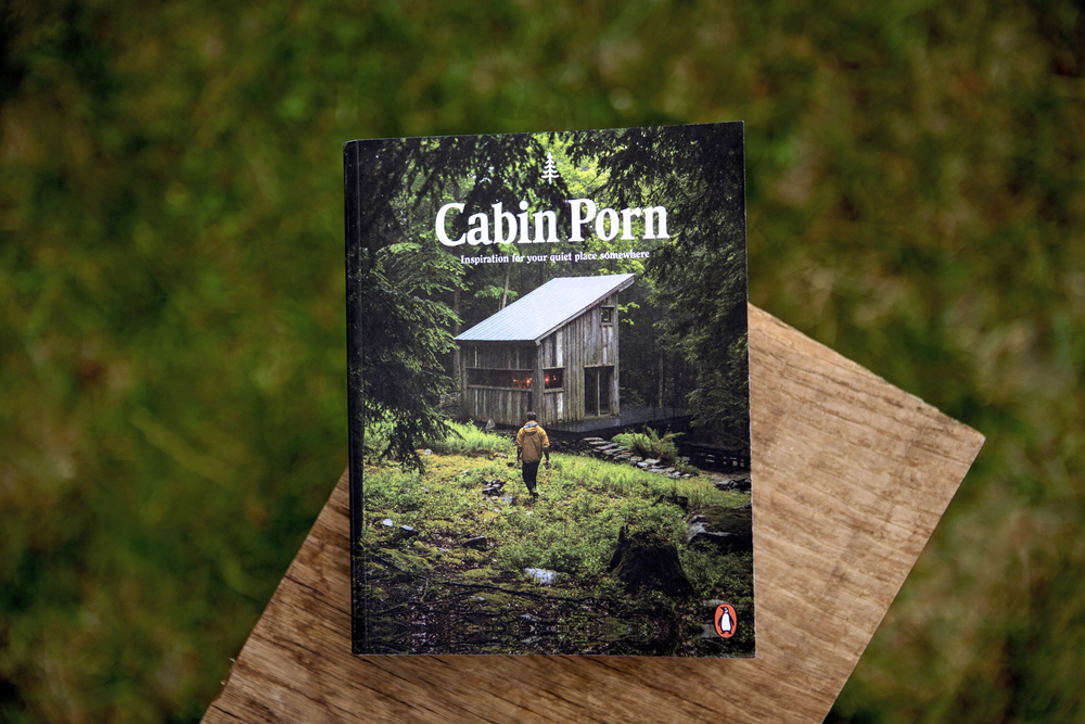 Cabin Porn now in Paperback