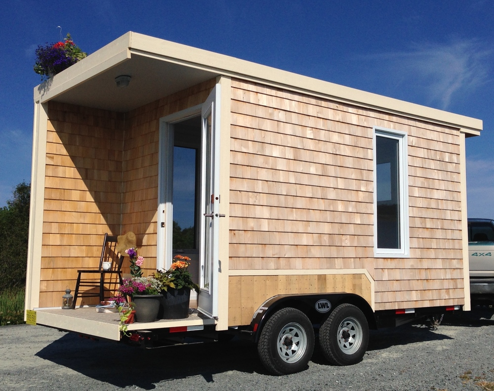 Space for Studio Sanctuary Office - Full Moon Tiny Shelters