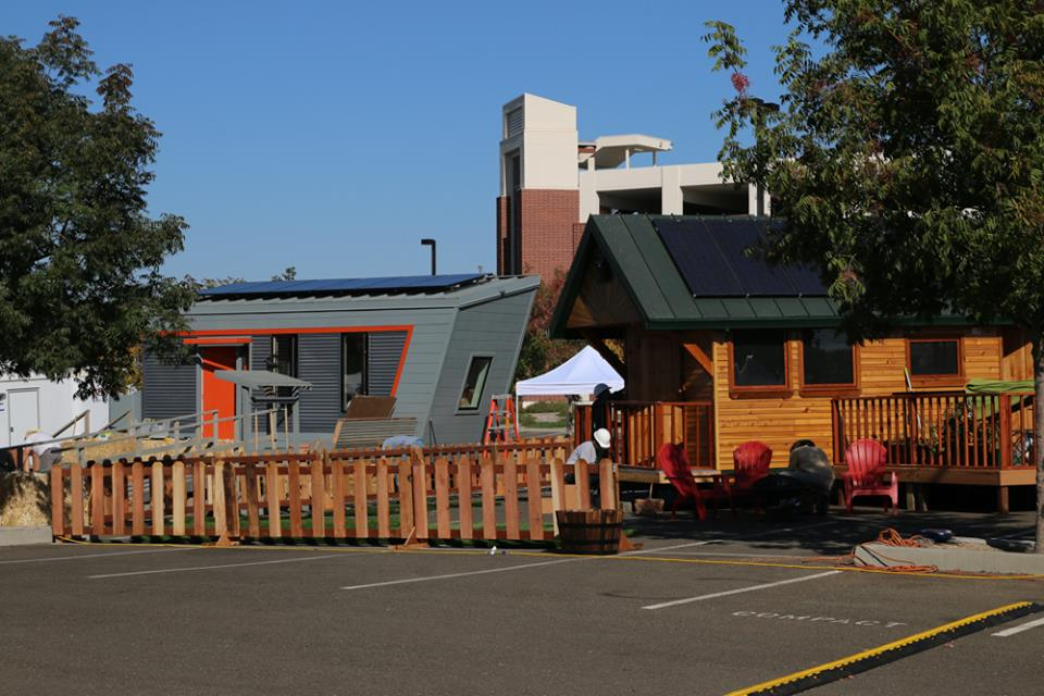 SMUD Tiny House Competition Saturday Oct.15!