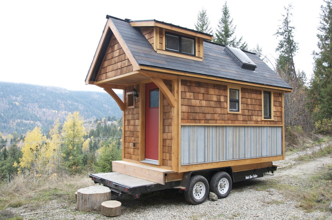Learn to Build a Tiny House with Nelson Tiny Houses