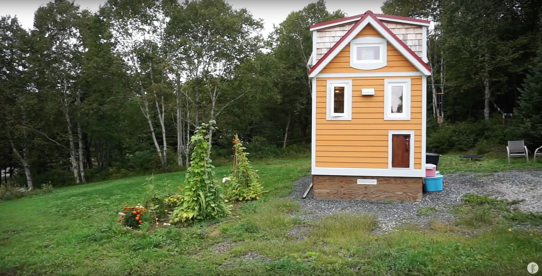 Exterior 2 - Challenges & Benefits of Tiny House Living - Couple Shares Experience