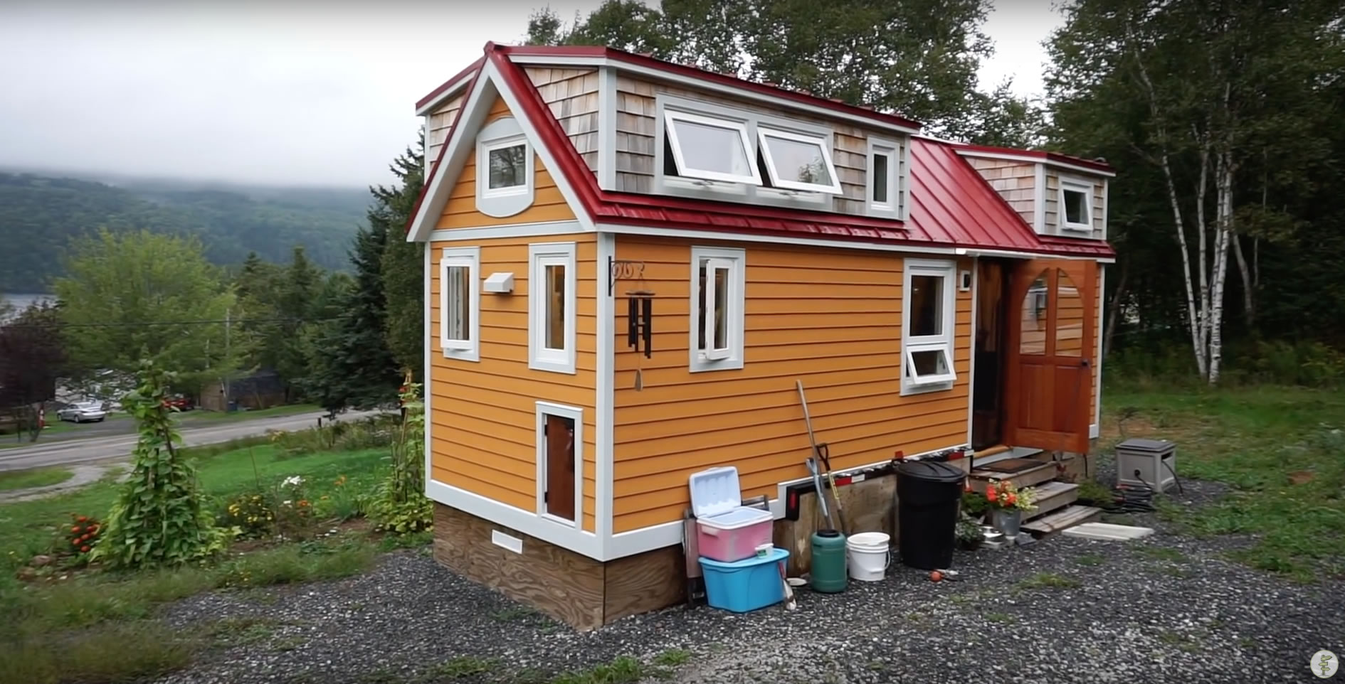 Exterior 3 - Challenges & Benefits of Tiny House Living - Couple Shares Experience