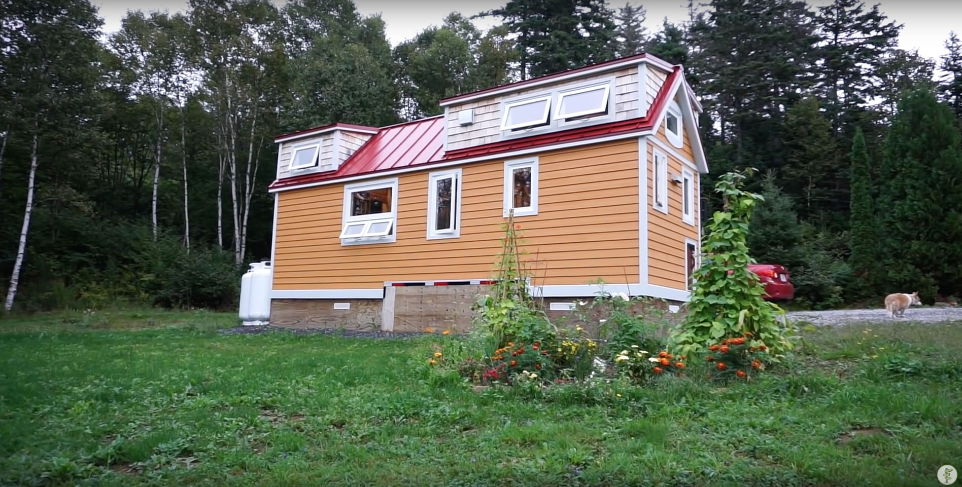 Exterior - Challenges & Benefits of Tiny House Living - Couple Shares Experience
