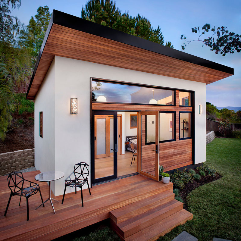 Exterior - Compact Guest House by Avava Systems