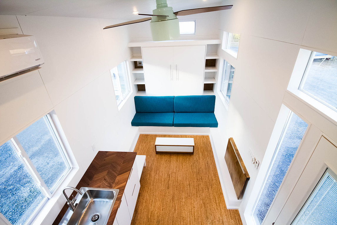 Interior 1 - The Modern Mini by Liberation Tiny Home