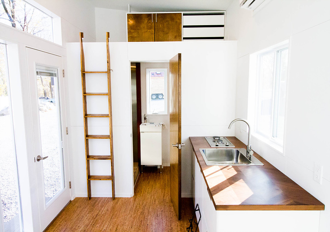 Interior 3 - The Modern Mini by Liberation Tiny Home