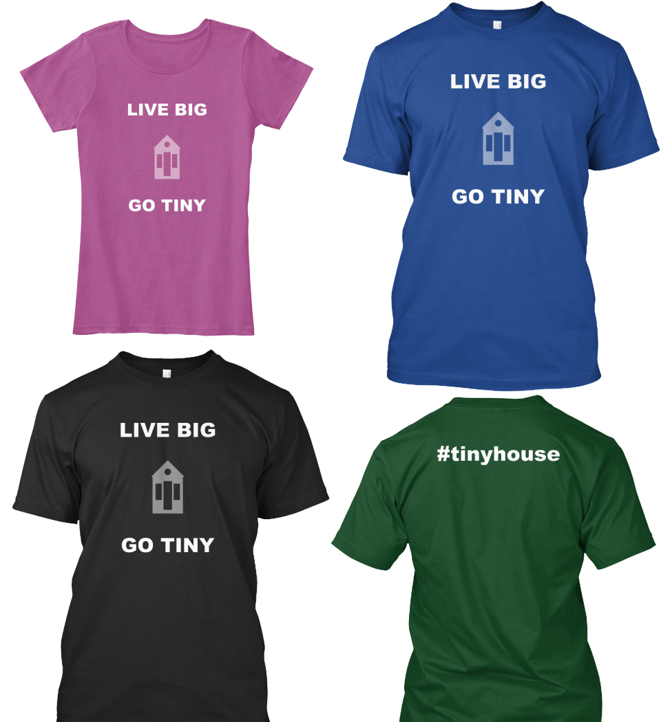 Live Big Go Tiny! Available for the next few days