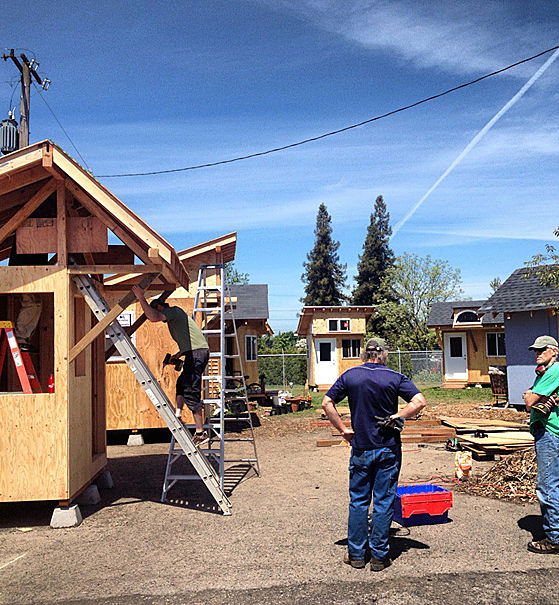 Tiny House Oregon Building Codes Approved